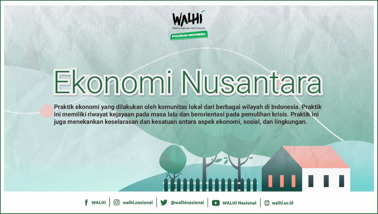 Ekonomi Nusantara