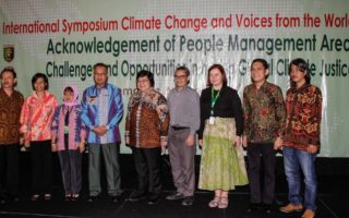 Pengakuan Wilayah Kelola Rakyat, Jalan Mewujudkan Keadilan Iklim