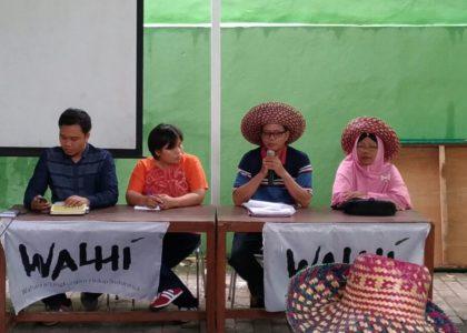 Merampas Tanah dan Mencemari Lingkungan Hidup,  Perusahan Milik Luhut Binsar Panjaitan, Dituntut Kembalikan Hak Petani