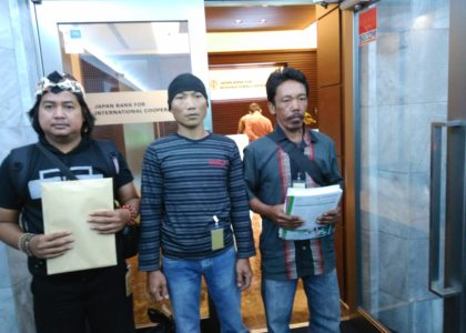 JBIC's Examiners Start Detailed Investigation on a Complaint Lodged by Indonesian Villagers who are Suffering the Damages to Livelihood Caused by Cirebon Coal-fired Power Plant