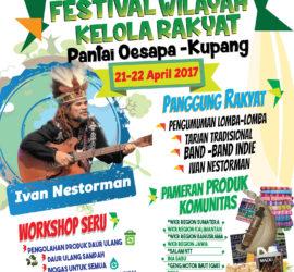Festival Wilayah Kelola Rakyat