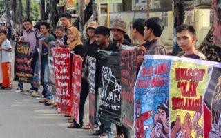 Threat of Environmental Damage by Sea Sands Mining;  Case of Takalar Regency, South Sulawesi