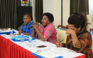 Women's Struggle over Environment in Papua and South Sulawesi