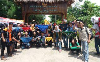 "Twkm 29 kenal medan lingkungan hidup ""aktualisasi mahasiswa terhadap bencana ekologis"" berani berkarakter"