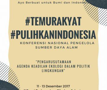 Pulihkan Indonnesia