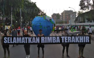 Hari Bumi, Babel Darurat Bencana Ekologi