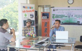 Talkshow Selamatkan Rimba Terakhir Walhi Eksekutif Daerah Bengkulu
