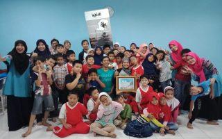 Donasi Sekolah Hobi-Hobi Untuk NTB
