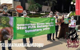 Perlu Kajian Komprehensif untuk Pembangunan di Kawasan Hutan Batang Toru