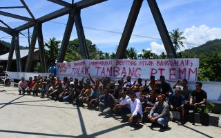 WALHI Aceh Bersama Masyarakat Beutong Ateuh Banggala  Sepakat Tolak PT. EMM