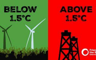 Pengurangan emisi secara drastis dan cepat untuk menghindari bencana iklim