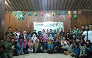 40 Pemuda Jawa Tengah Terlibat Pendidikan Perubahan Iklim dan Energi Bersih Terbarukan bersama WALHI Jawa Tengah