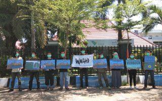 Cemari Danau Mahalona, WALHI SUlsel Minta Kontrak Karya PT VALE Ditinjau Ulang
