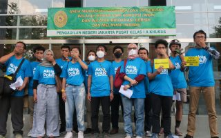 Kualitas Udara Jakarta Terus Memburuk! Warga Resmi Gugat Gubernur, Menteri hingga Presiden